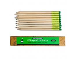 Растущие карандаши набор Овощи-травы из 10 шт. фото 3