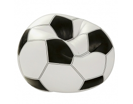 Детское кресло-мяч Футбольный фанат фото, купить, цена, отзывы