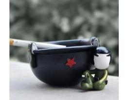 Пепельница ''КАСКА'' фото