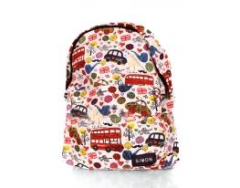 Рюкзак SIMON хлопок фото