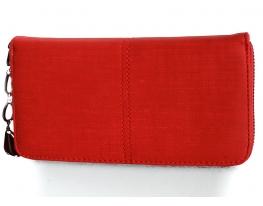 Клатч-кошелек Красный фото