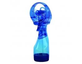 Ручной вентилятор с увлажнителем Water Spray Fan Синий фото