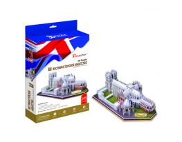 Объемная головоломка-конструктор Тауэрский мост фото