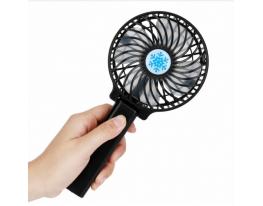 Вентилятор на аккумуляторе Черный фото