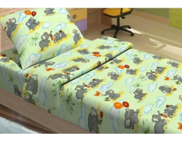 Постельное белье для младенцев FiLi Lotus фото