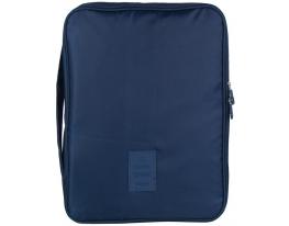 Органайзер - кейс для путешествий для блуз и рубашек Синий фото