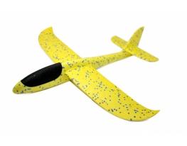 Планер метательный EXPLOSION желтый, размах крыльев 49 см фото 2