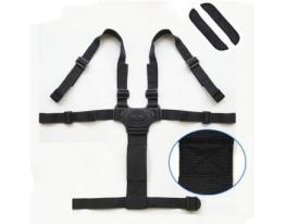 Ремень безопасности для коляски, стульчиков, велокресел фото