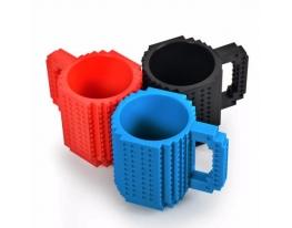 Чашка конструктор Лего фото