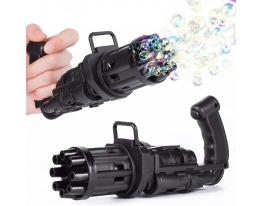 Электрический пистолет - генератор мыльных пузырей фото
