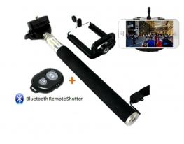 Штатив для селфи Bluetooth фото