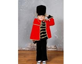 Детский карнавальный костюм Гусар фото