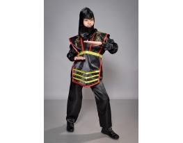 Детский карнавальный костюм Ниндзя фото