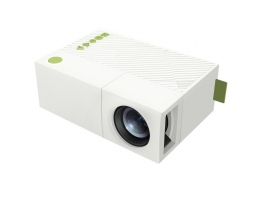 Проектор портативный Projector YG-310 Original с динамиком фото