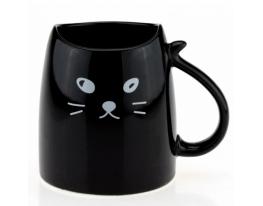 Чашка Кошка с хвостом фото