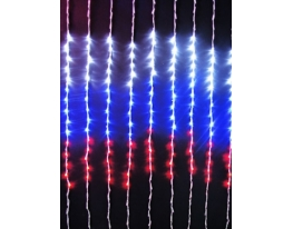 Гирлянда Водопад 192 led фото