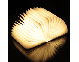 Светильник Книга со страницами фото