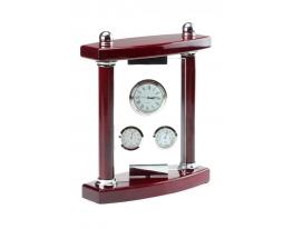 Бизнес часы с колоннами Классик фото
