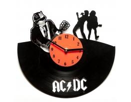 Часы настенные AC DC фото