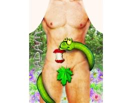 Фартук мужской Адам фото
