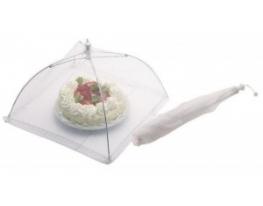 Антимоскитная сетка - крышка для продуктов