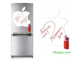 Магнитная доска для маркера Apple фото