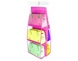 Органайзер для сумок Светло-розовый фото
