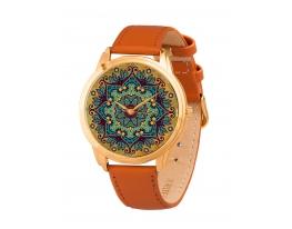 Наручные часы Золотой орнамент фото 2