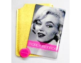 Зеркальце без стекла Мерилин Монро фото