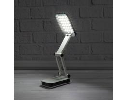 Настольная лампа трансформер 24 LED фото
