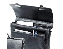 Портфель-сумка мягкий деловой Professional фото 3