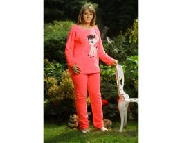 Пижама махровая Бемби Large Size фото