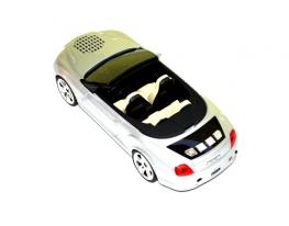Машинка BENTLEY (колонка, плеер mp3, радио) фото