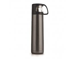 Термос, крышка-кружка из нержавеющей стали, BPA FREE, 700 мл фото