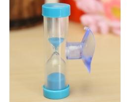 Часы песочные для отсчета времени при чистке зубов фото