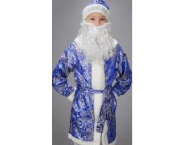 Детский карнавальный костюм Санта Клаус фото