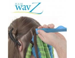 Волшебные бигуди для волос любой длины Hair Wavz фото