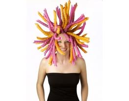 Волшебные бигуди для длинных волос Magic Leverag фото