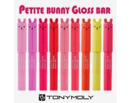 купить Блеск для губ Tony Moly Petite Bunny Gloss Bar 6 цветов