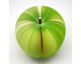 Блокнот Зеленое Яблоко фото