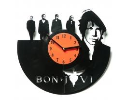 Часы настенные Bon Jovi фото