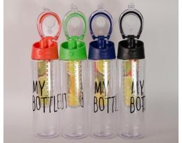 Бутычка для воды Fresh My Bottle fruit 700мл фото