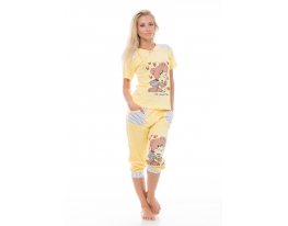 Пижама с короткими рукавами Барай ELVIN фото