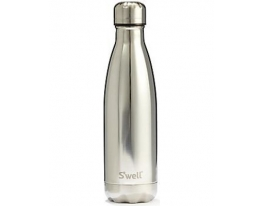 Бутылка для воды White Gold 0,5 мл S'Well фото