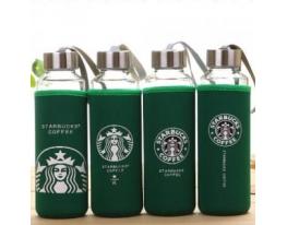 Бутылка дорожная для воды STARBUCKS COFFEE фото