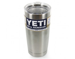 Чашка YETI Rambler Tumbler 20 OZ Сталь фото