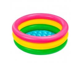 Детский надувной бассейн Рассвет фото, купить, цена, отзывы