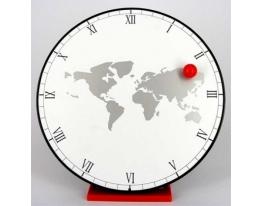 Часы Карта Мира фото
