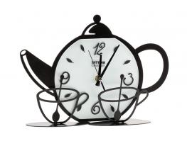 Часы настенные Чаепитие SETTLER фото