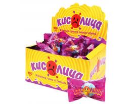 Блок жвачек Tutti Frutti Кислица Ежевика фото